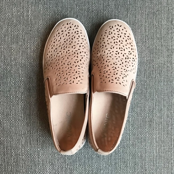 Vionic Shoes | Midi Perforated Slip On